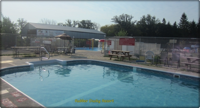 manitoba campground heated pool