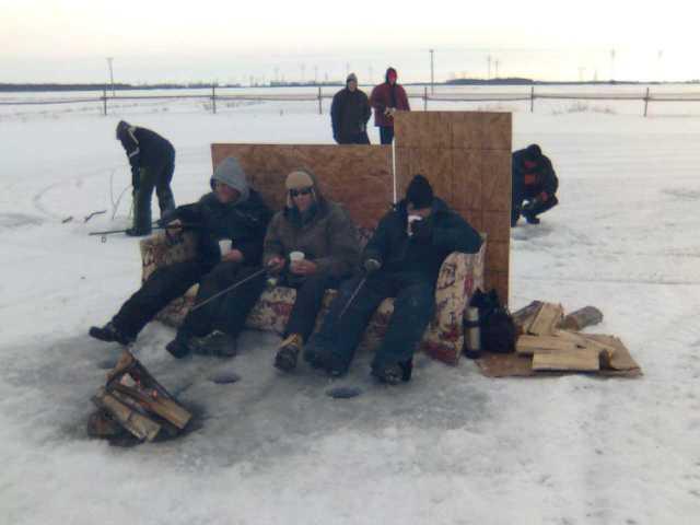 Redneck Fishermen
