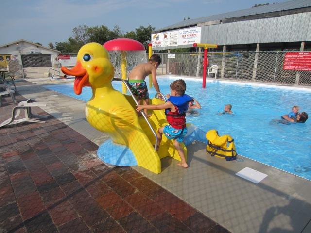 Rubber Ducky Slide