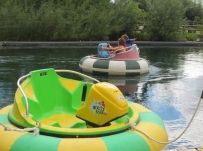 bumper boats campground