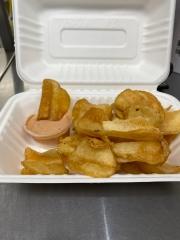 potato scoop